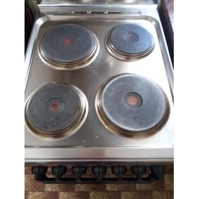 Cocina Electrica Indesit Kn3e51x
