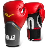 Guantes Everlast Boxeo Pro Style Elite + Funda Regalo  16oz