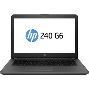 Izalo: Notebook Hp 240 G6 N3060 14.0 4gb Ram 500gb + Mp!