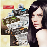 Tinte Creamy Hair Color Unisex Solo 10 Min Cubre Canas