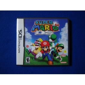 Nintendo Ds Super Mario 64 Ds Excelentes Condiciones