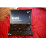 Laptop Lenovo Thinkpad Intel I5 4gb Ram 500gb Windows 10