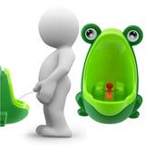 Orinal Mingitorio Rana Para Niños Bebe Baño Entrenador