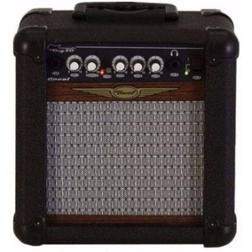 Cubo De Guitarra Oneal Ocg50 20w Rms