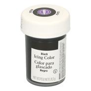 Gel Colorante Para Glaseado Negro Original