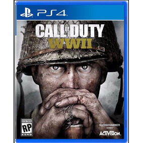 Jogo Ps4 Call Of Duty Wwii Pronta Entrega. Físico