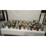 Lata De Cerveza De Colección Variada Precio X Cada Una