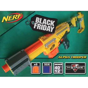Nerf Alpha Trooper + 50 Dardos Black Friday