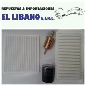 Kit De Filtros Para Byd F3