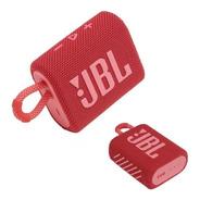 Caixa Som Jbl Go3 Bluetooth Prova D'agua Lancamento Original