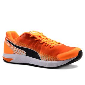 Zapatillas Puma Sequence V2 Hombre Naranja