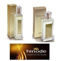 Perfumes Traduções Gold Hinode Várias Fragâncias 100ml