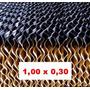 Placa Colmeia Evaporativa Para Climatizador - 1,00 X 0,30