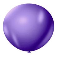 São Roque Balão Metallic 5¨ 25und Aluminizado Cromado