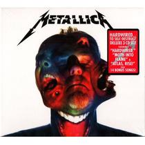 Metallica Hardwired To Self Destruct Deluxe 3 Cd Ya En Stock