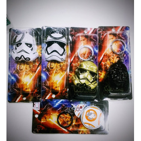 Llaveros Metalicos Star Wars