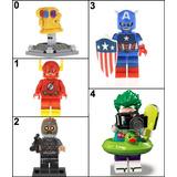Figuras Super Heroes Marvel Dc El Mejor Precio Compatibles
