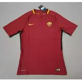 Camisa Roma-ita 17 18 Player, Frete Grátis Todos Tamanhos