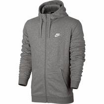 Campera Nike Sportwear Hoody Modelo Fz Ft Club - (063)