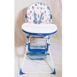 Silla Comer Candy Blue Voyage