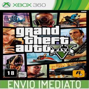 Gta 5 Xbox 360 Mídia Digital Original - Online