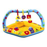 Pileta Inflable Agua Colgantes Juegos Para Bebes Intex 91x91
