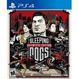 Sleeping Dogs + Uncharted 4 Ps4 Entrega Gratis Gcpd