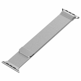 Pulseira Magnetica Milanese Para Iwatch 42mm