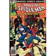 The Amazing Spider-man 202 Homem-aranha Original Importada