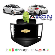 Kit Central Multimidia Cruze Lt Android 7.1  10p