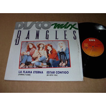 Bangles Discomix Eternal Flame Be With You Lp