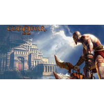 Patche God Of War 1e2 (jogoplay2) +brindes: Nfs 1, 2 , 3 E 4