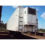 Camara Fria 24 Pallets Gancheira Barbada Diesel E Eletrico