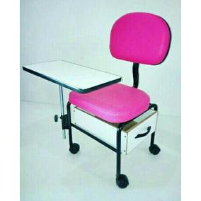 Cadeira Para Manicure Cirandinha