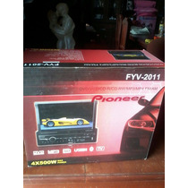 Stereo Pioneer Fyv2011 Pantalla Táctil Dvd/cd/mp4/mp3/usb/tv