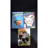 O Retorno Do Super-homem - 3 Capítuos - Ótimo Estado