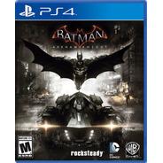 Ps4 Batman Arkham Knight Fisico Sellado En Palermo Jazz Pc