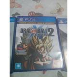 Dragon Ball Xenoverse 2 Fisico Ps4