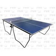 Mesa De Ping Pong Profesional - Fun Juegos
