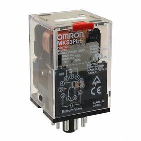 Rele Eletromecânico 11 Pinos Mks3pin-5 Ac120 Omron