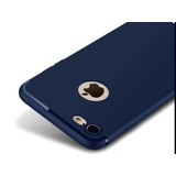Capinha De Silicone Iphone 7 -logo Apple
