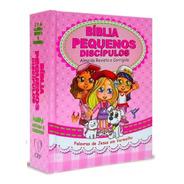 Bíblia Infantil Pequenos Discípulos Harpa Meninas / Meninos