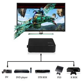Capturadora De Video Hdmi Para Xbox 360 One Ps3 Ps4 Para Pc