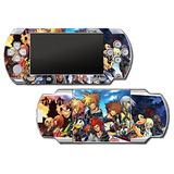 Kingdom Hearts Mickey 3d Sueño Gota Distancia Videojue U23