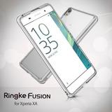 Case 100% Original Ringke Fusion Xperia Xa Xz X Performance