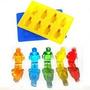 Molde Lego Silicona