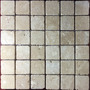 Malla Mosaico Tapete Marmol Travertino 2x2