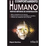 Comportamiento Humano: Nuevos Métodos De Investigación 2015
