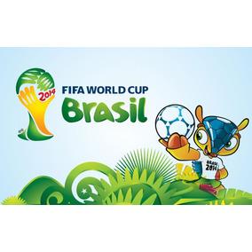 Todos 64 Jogos Completos Copa Do Mundo 2014 Avi 38 Dvd Dados