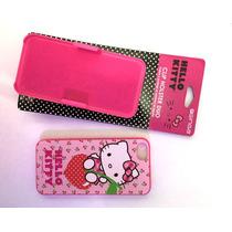 Funda Rigida Iphone 5 Y Se Hello Kitty O Ferarri Case